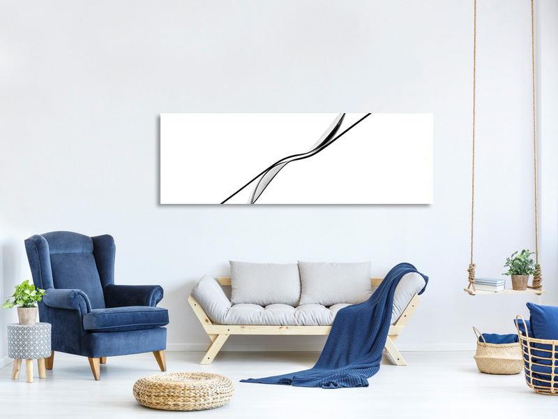 Panoramic Canvas Print Balance