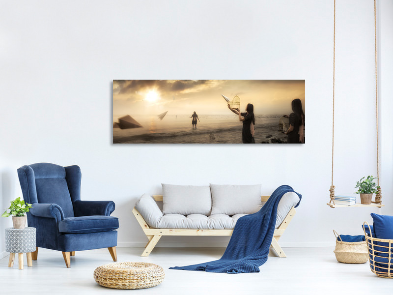 Panoramic Canvas Print Released
