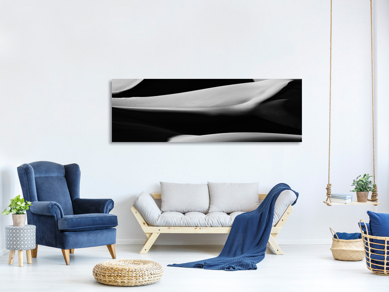Panoramic Canvas Print Dune X