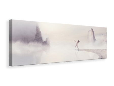 Panoramic Canvas Print Divinity