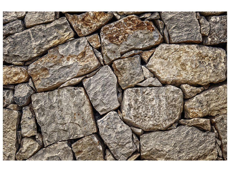 Canvas print Giant stones