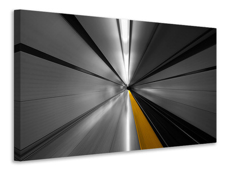 Canvas print The Power Of Speed