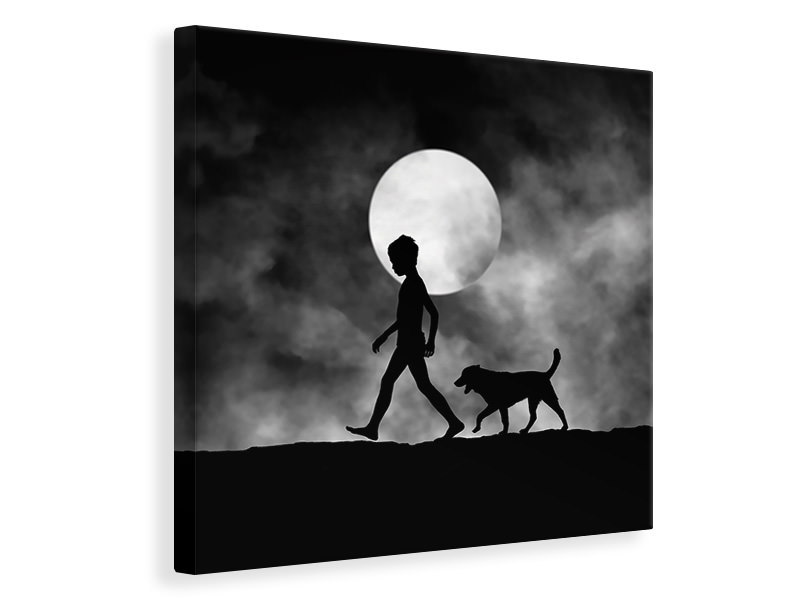 Canvas print For All The Times