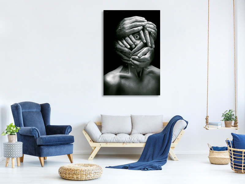 Canvas print Sensus Videndi