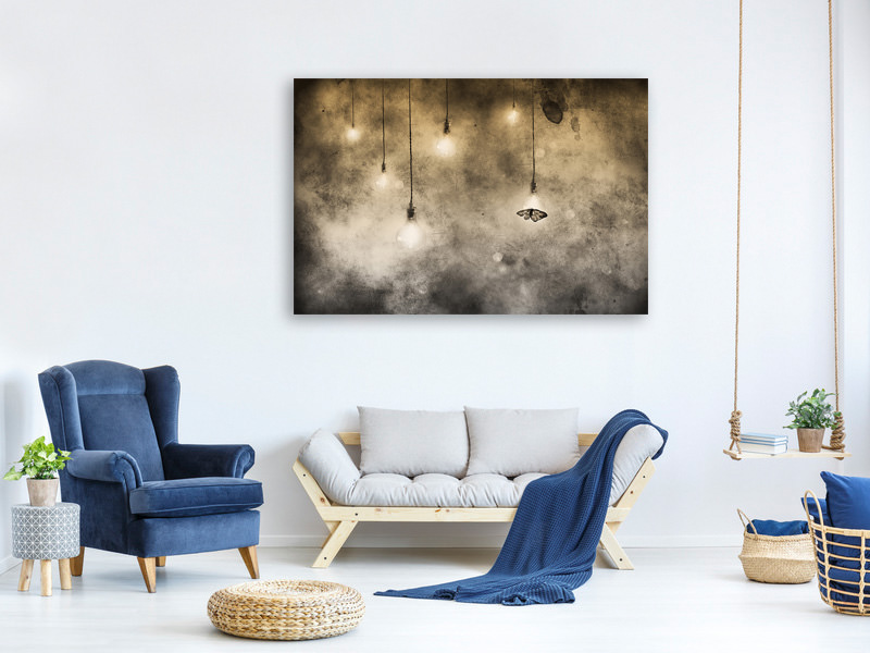 Canvas print Attraction