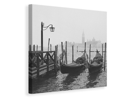 Canvas print Morning In Venice