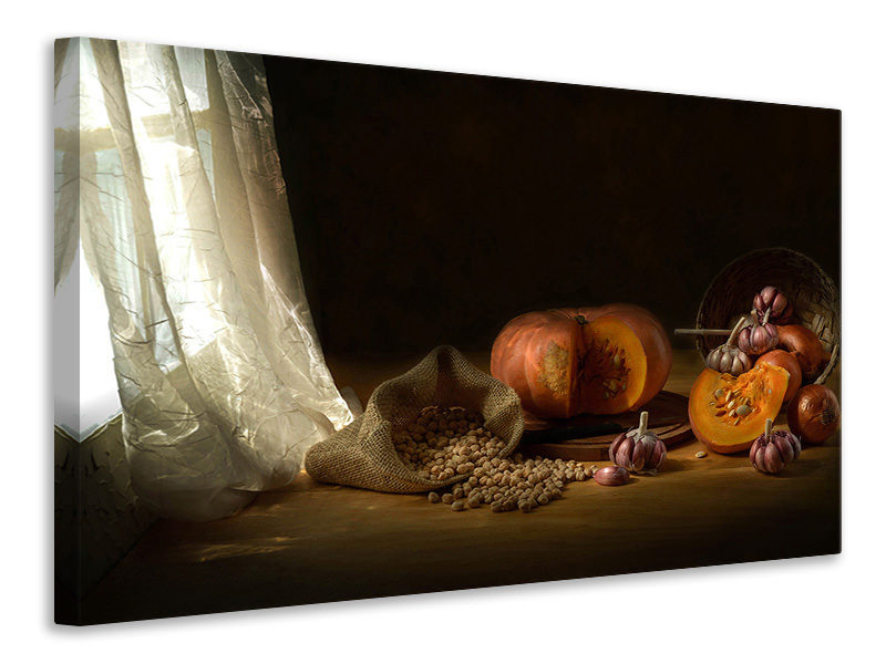 Tableau sur toile Light And Dark
