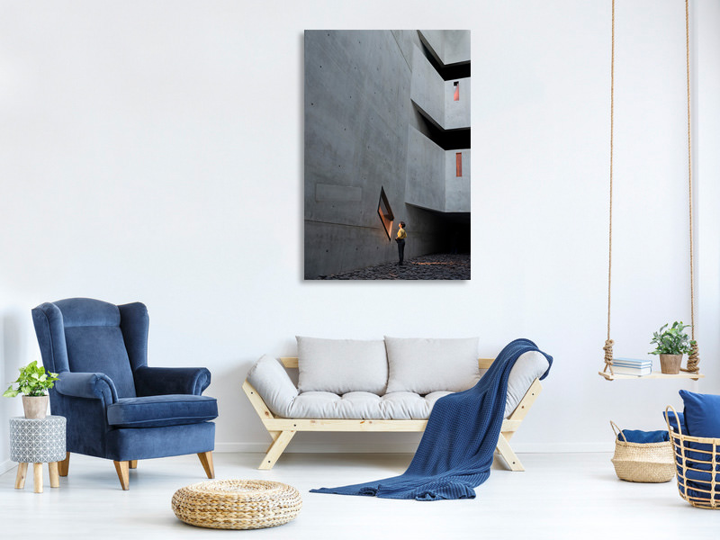Canvas print Light III