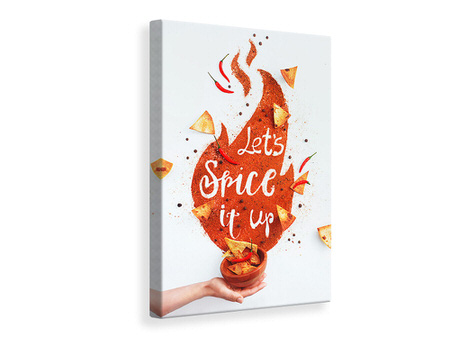 Stampa su tela Spice It Up