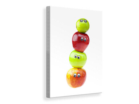 Canvas print Funny Fruit