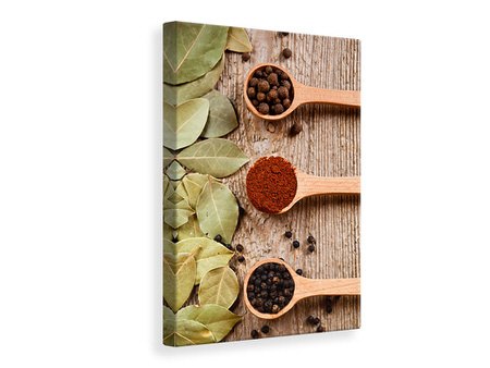 Canvas print Peppercorns