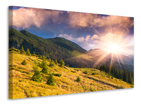 Canvas print Beginning Of Autumn