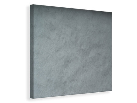 Canvas print Dark Gray Wall