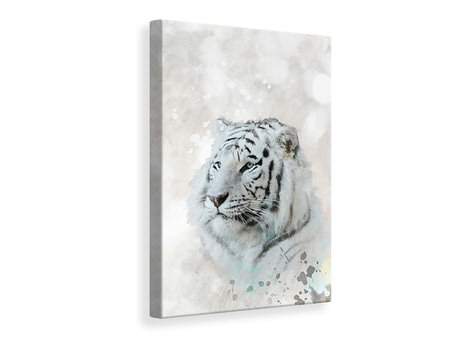 Canvas print Tiger Painting